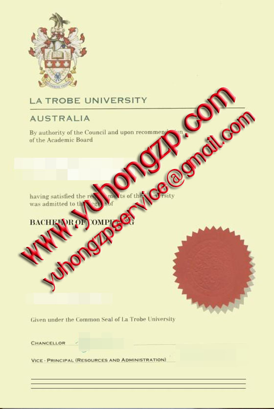 La Trobe University degree
