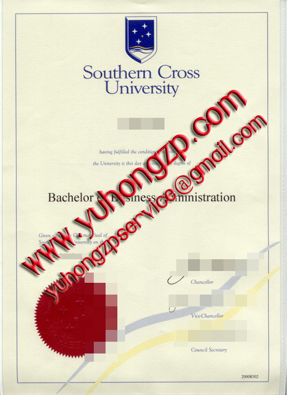 Southern Cross University degree