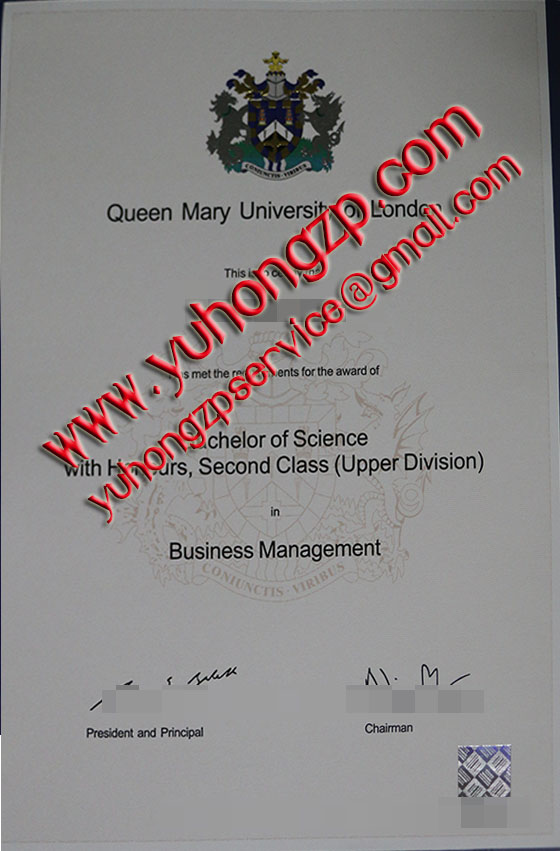 QMUL degree
