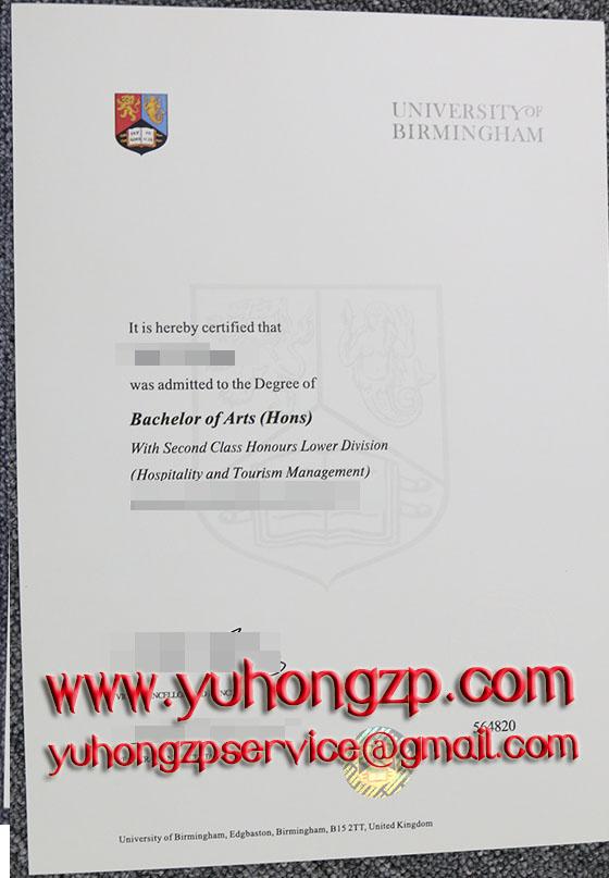 University Of Birmingham Degree Buy Fake Uob Diploma And