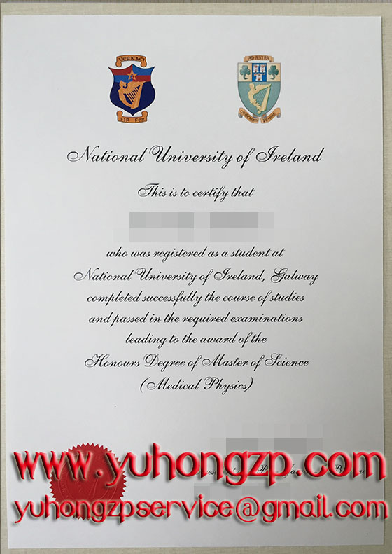 National University of Ireland degree