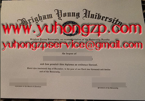 Brigham Young University degree