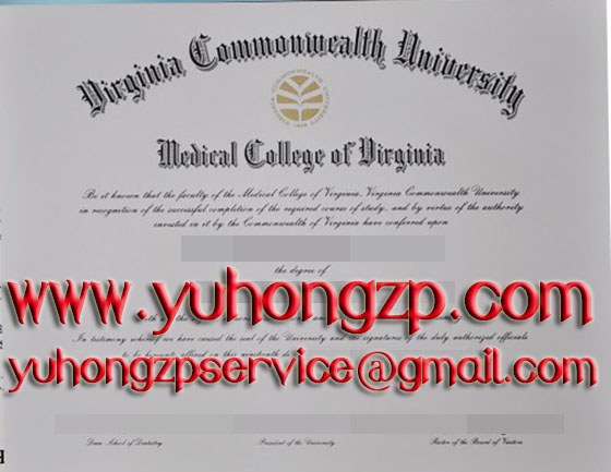 Virginia Commonwealth University degree