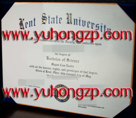 Kent State University degree