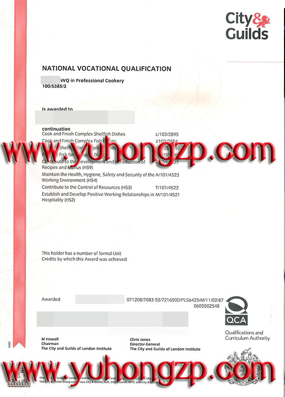 national Vocational qualification certificate, buy fake NVQ diploma ...