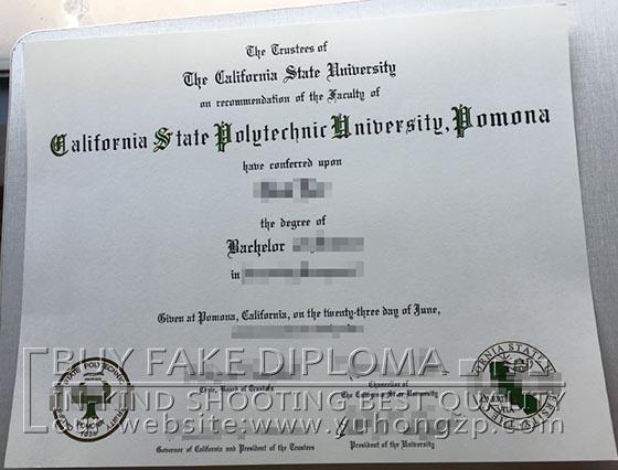 buy superior cal poly pomona diploma  fake cpp degree