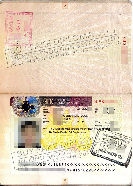 buy UK visa