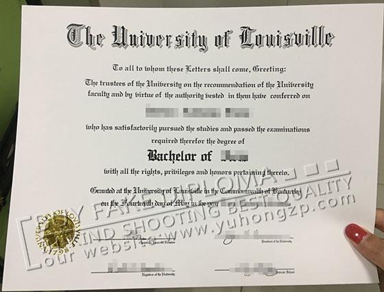 Uofl diploma certificate template buy university of louisville university of louisville diploma fake yadclub Choice Image