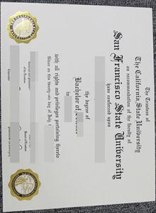 Buy fake California state University degree, fake diploma and transcript online