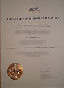 BCIT certificate ,buy British Columbia Institute of Technology diploma and transcript