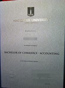 Macquarie University degree, buy fake diploma and transcript of Macquarie University