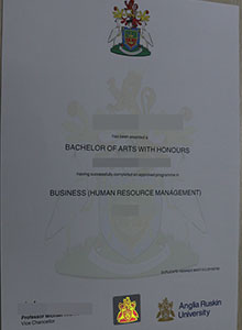 Anglia Ruskin University degree, buy fake diploma and transcript of Anglia Ruskin University