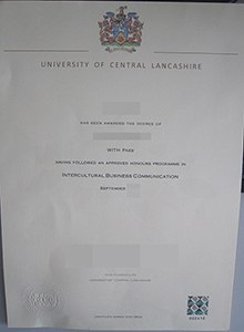 University of Central Lancashire degree, buy fake diploma and transcript in Liverpool