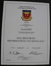University of Southern Queensland degree, buy fake USQ diploma and transcript