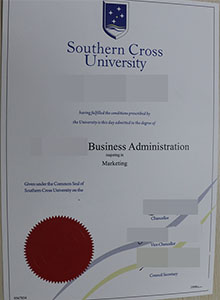 Southern Cross University degree, buy a fake diploma and transcript online