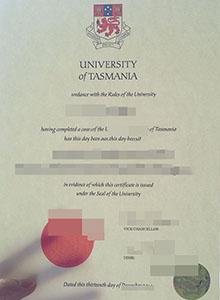 University of Tasmania degree, buy fake diploma and transcript of Tasmania