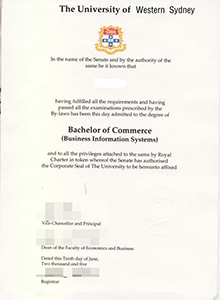 University of Western Sydney degreeand transcript, buy fake UWS diploma and transcript in Launceston