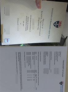 NewCastle University degree, buy fake diploma and transcript in Mackay