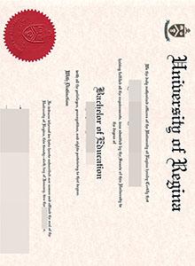 University of Regina degree, buy fake U of R diploma and transcript