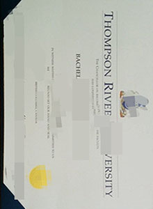 Thompson Rivers University (TRU) degree, buy fake diploma and transcript online