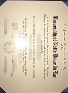 University of Notre Dame degree, buy fake diploma and transcript online