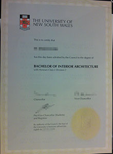 University of New South Wales degree. buy fake certificate of UNSW