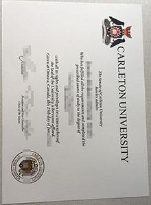 Carleton University diploma, buy real Canada degrees