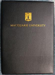 Macquarie University hard cover sample, buy fake Macquarie University covers