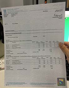 Simon Fraser University fake transcript, buy SFU student final results