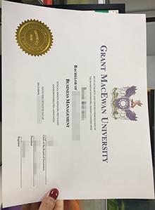 Forged Grant MacEwan University degree, buy a Grant MacEwan University diploma