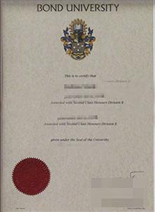 Bond University degree, buy fake dioloma and transcript of Bond University