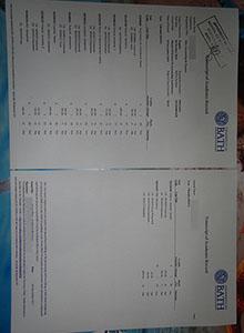 University of Bath transcript, buy fake diploma and transcript online is easy