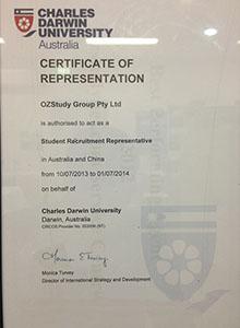 Charles Darwin University degree, buy fake diploma and transcript of Charles Darwin University