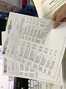 Fake Thompson River University academic record, buy a TRU report card