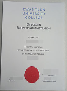 Kwantlen University College diploma, buy fake diploma and transcript online