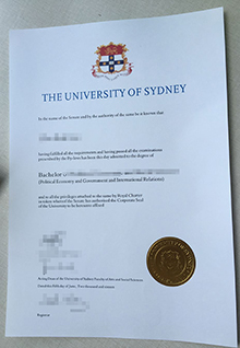The University of Sydney fake diploma, fake degree