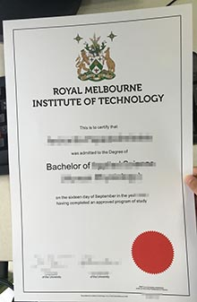 Australia Royal Melbourne Institute of Technology University, Fake RMIT degree