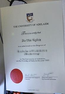 The University of Adelaide fake diploma, buy Australian degree