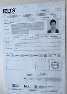 IELTS certificate fake, buy fake IELTS certificate online