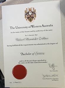 University of Western Australia phony diploma, buy real UWA degree