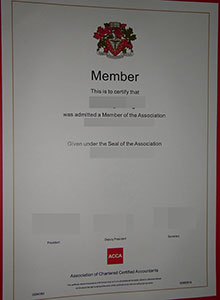 ACCA certificate, buy fake ACCA diploma and transcript online