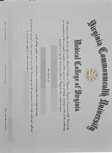 Virginia Commonwealth University degree, buy fake VCU diploma and transcript online
