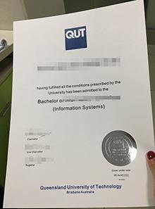 Fake QUT degree, Queensland University of Technology sham diploma maker
