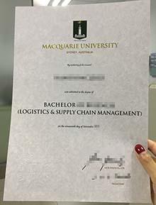 Macquarie University fake diploma, novelty Macquarie University degree in Australia