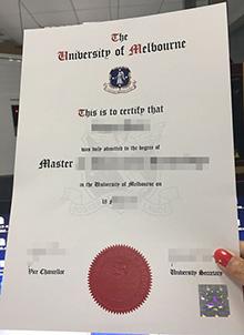 UniMelb Master degree, buy Melbourne University diploma