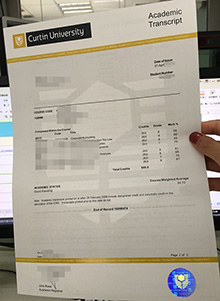 Why not Buy a Fake Curtin University Transcript to Make Your Life Better?