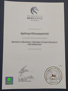University of Newcastle (Australia) degree, order a high quality degree in Australia