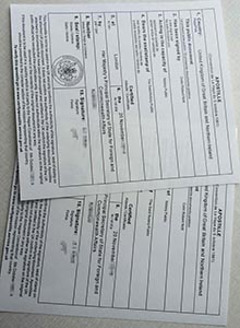 Where can I get Apostille certificate?