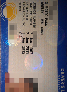fake western Australia drivering license, buy fake certificate online