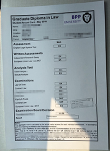 Buy BPP University Student Record Card, fake BPP University Student Record Card